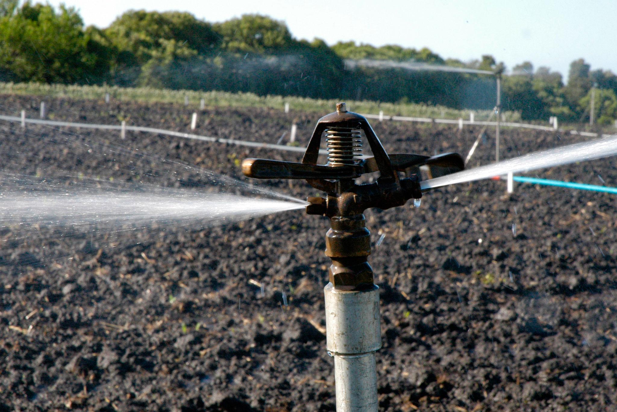 Riego y Agua Potable